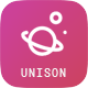 Unison - Material Design Multipurpose PSD Template