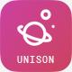 Unison - Material Design Multipurpose PSD Template