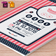 Baby Shower Template - Vol. 13