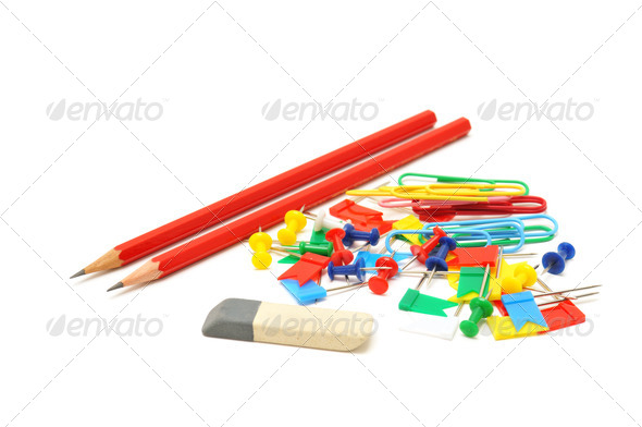 stationery - Stock Photo - Images