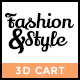 Ap Fashion 3dcart Theme
