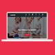Yoga Studio - Pagewiz Landing Page Template