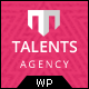 Talents - WordPress Theme for Talent Agency