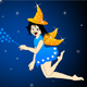 magical little girl - GraphicRiver Item for Sale