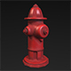 Hydrant - PBR Textures
