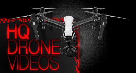 HQ Drone Videos