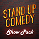 Stand Up Comedy Show Pack v3