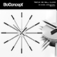 Boconcept Watch Me Wall Clock