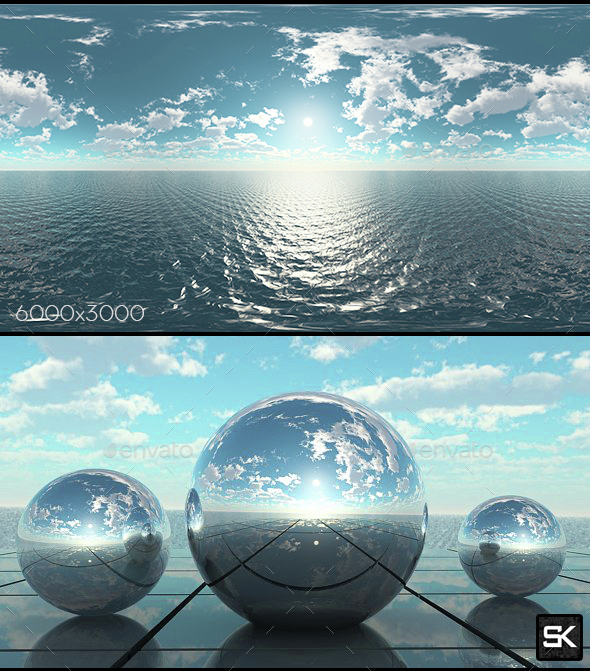 Sea 6 - 3DOcean Item for Sale