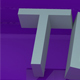 Template Text 3D