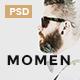 MOMEN - Stunning Ecommerce PSD Templates