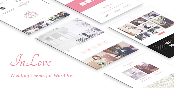 3 - InLove - Wedding Theme for WordPress