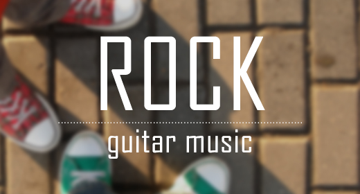 Rock and guitar music