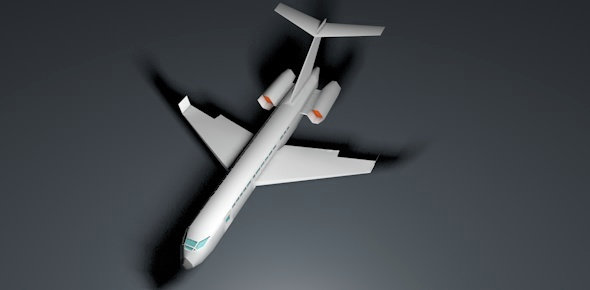 business aircraft - 3DOcean Item for Sale