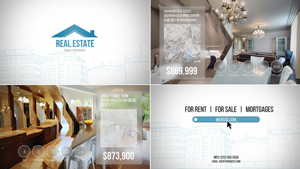 real estate property after effects template videohive 15130667 ae templates videohive. Black Bedroom Furniture Sets. Home Design Ideas