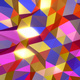 Polygonal Colorful Background