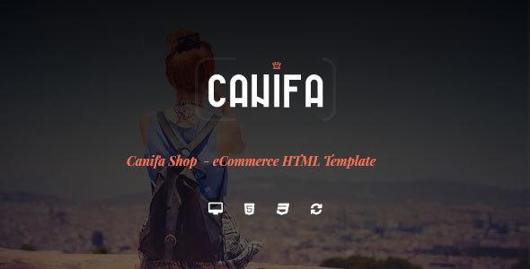 Canifa - eCommerce HTML Template