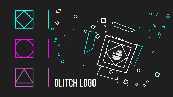 Download Glitch Logo nulled download