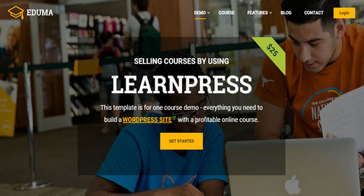 Education Theme WordPress