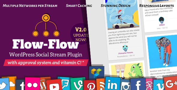 Flow-Flow — WordPress Social Stream Plugin