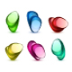 Abstract glass stones - GraphicRiver Item for Sale