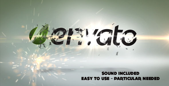 After Effects Project - VideoHive Broken Logo Intro 1514172