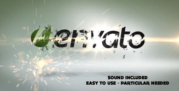 VideoHive Broken Logo Intro 1514172
