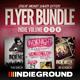 Indie Flyer/Poster Bundle Vol. 4-6 - GraphicRiver Item for Sale