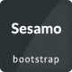 Sesamo - Bootstrap Skin