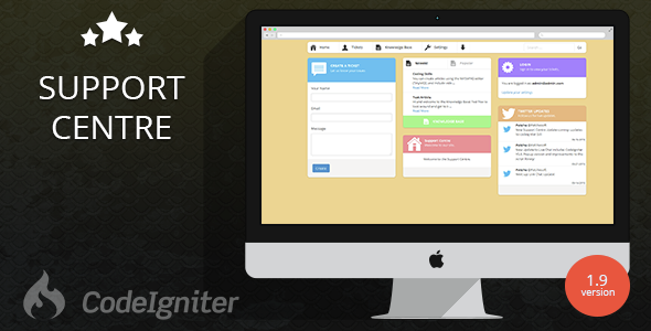Download Support Centre - PHP Ticket System nulled download