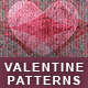10 Seamless Valentine Patterns No.2 - GraphicRiver Item for Sale