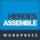 Heroes Assemble - Team Showcase WordPress Plugin