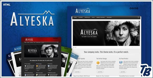 Alyeska Premium HTML Theme