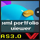 As3 Dynamic xml portfolio viewer - ActiveDen Item for Sale