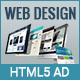 GWD | Web Design HTML5 Banners - 07 Sizes