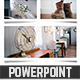 Greek PowerPoint Template