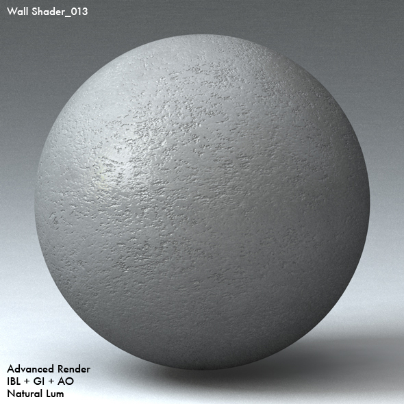Wall Shader_013 - 3DOcean Item for Sale