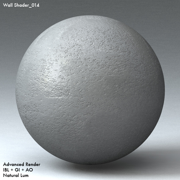 Wall Shader_014 - 3DOcean Item for Sale