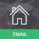 Realo, Real Estate Email Template + Builder Access