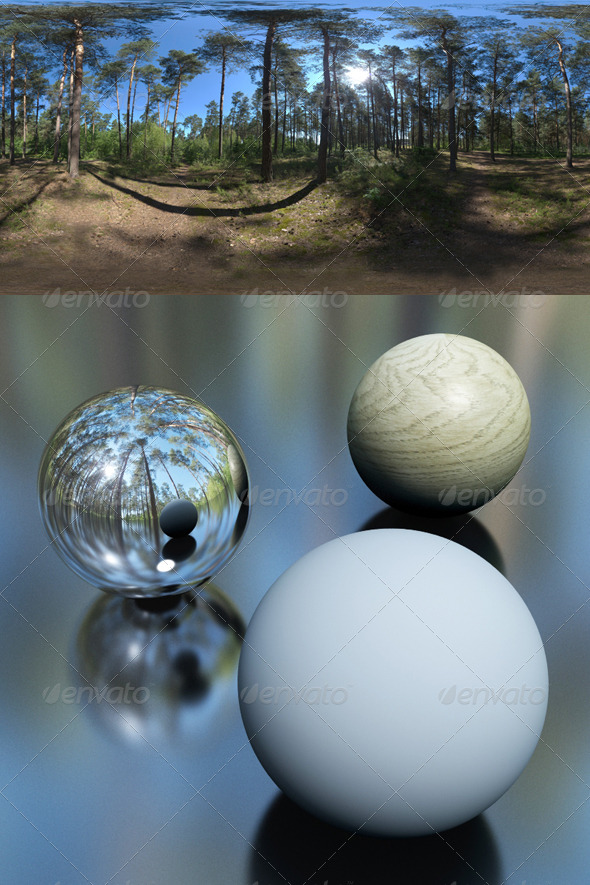 CGAxis HDRI Map 02 - 3DOcean Item for Sale