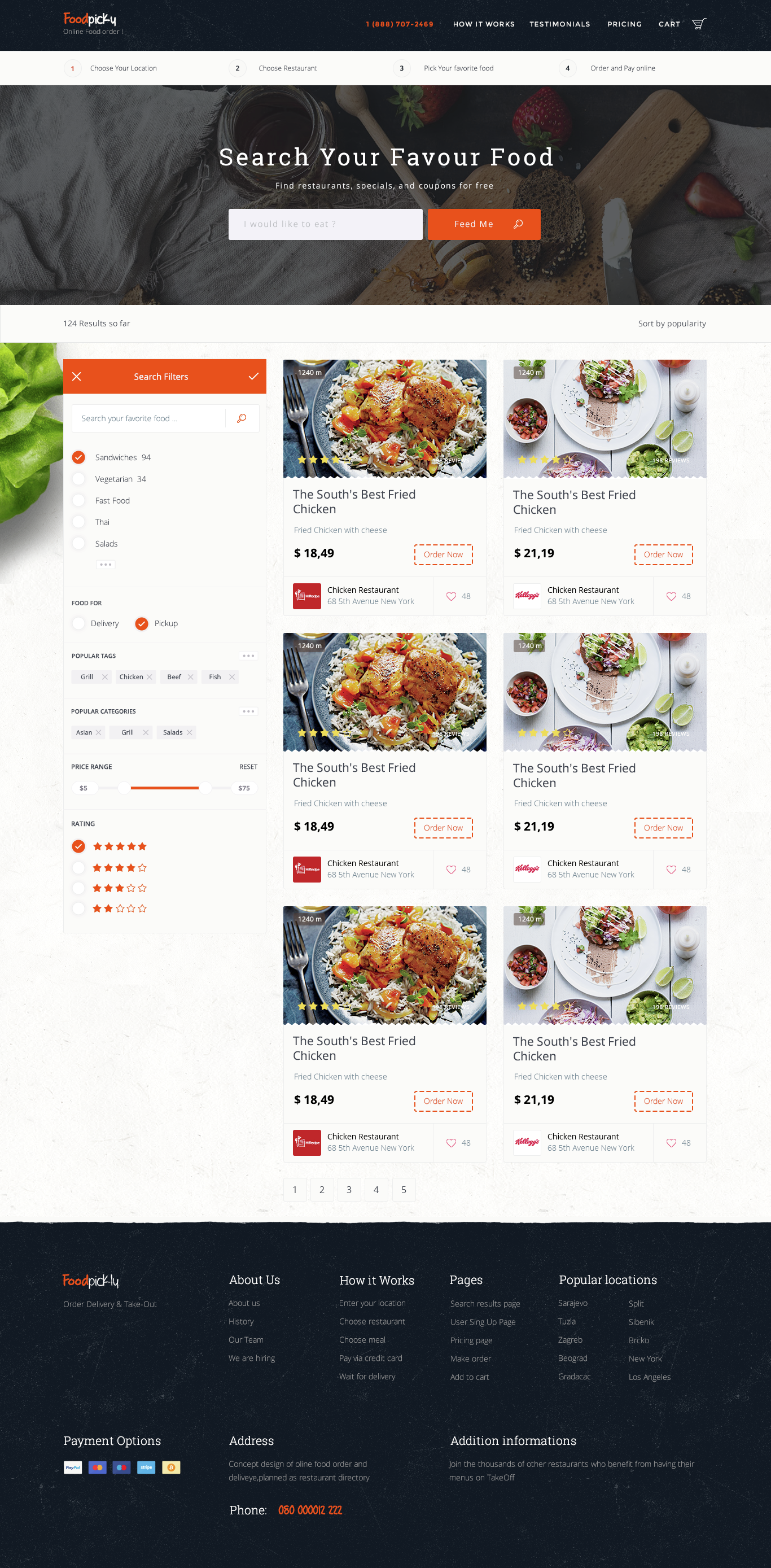 the function of food ordering online Discover chownow, an online ordering system with custom mobile apps, website and facebook ordering all for a low monthly fee no per-order charge.