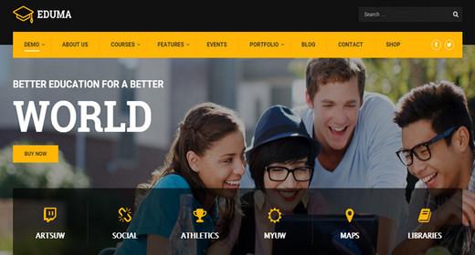 Best WordPress University Themes