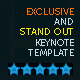 Professional Animated Keynote Template - GraphicRiver Item for Sale