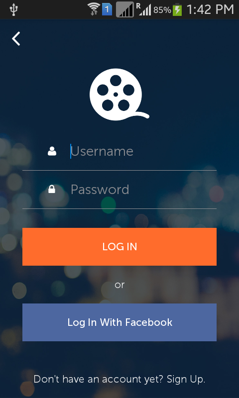 Android Login templates Pack by appdecors