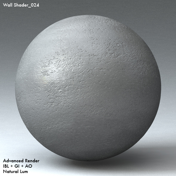 Wall Shader_024 - 3DOcean Item for Sale