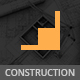 CONTINAL - Construction Business PSD Template