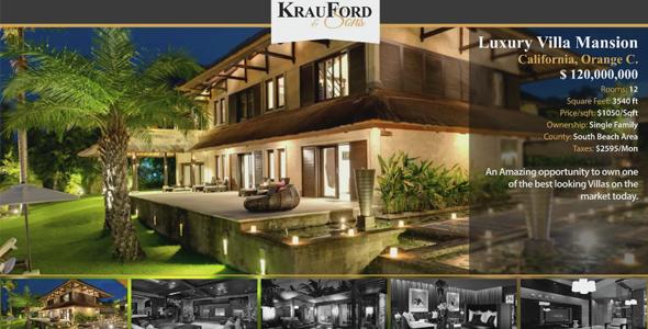 Real Estate Slideshow KIT (Commercials)