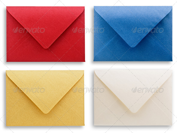 Stock Photo - PhotoDune Envelopes 1519927