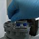 Tubes Prepared in Lab Centrifuge Machine