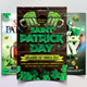 St Patricks Day Flyer Bundle V2